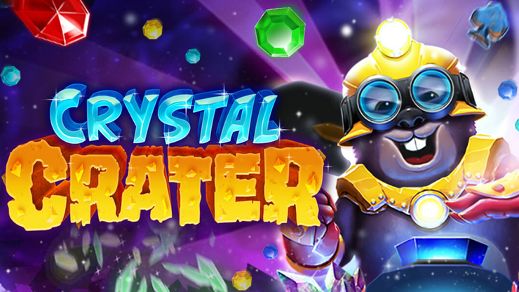 Crystal Crater