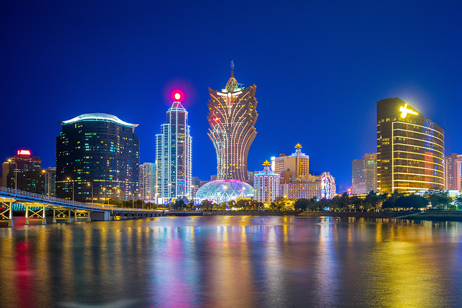 Casino stocks see mayor boost this week