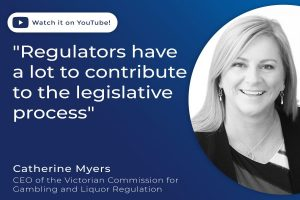 """Regulators have a lot to contribute to the legislative process"""
