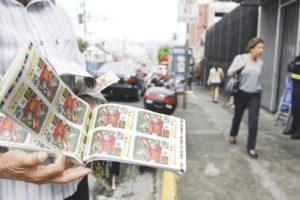 Los tickets de lotería de España hacen mención al juego responsable