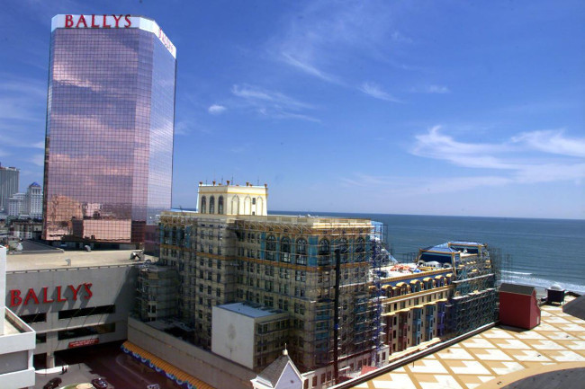 Vendieron el emblemático hotel y casino Bally en Atlantic City