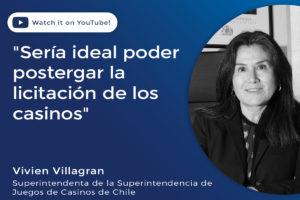 Vivien Villagrán, titular de la SCJ.