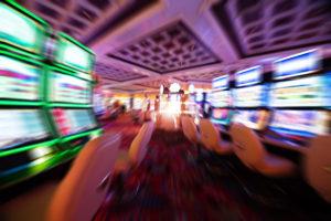 Un grupo de trabajadores de casinos en Buenos Aires impidió la apertura del Casino Central.