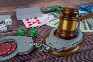 Arrestan a 21 personas en un casino ilegal en México