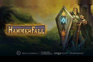Play'n GO presenta su último slot Hammerfall