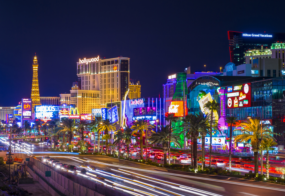 Las Vegas Strip Casino Revenues Decline in October
