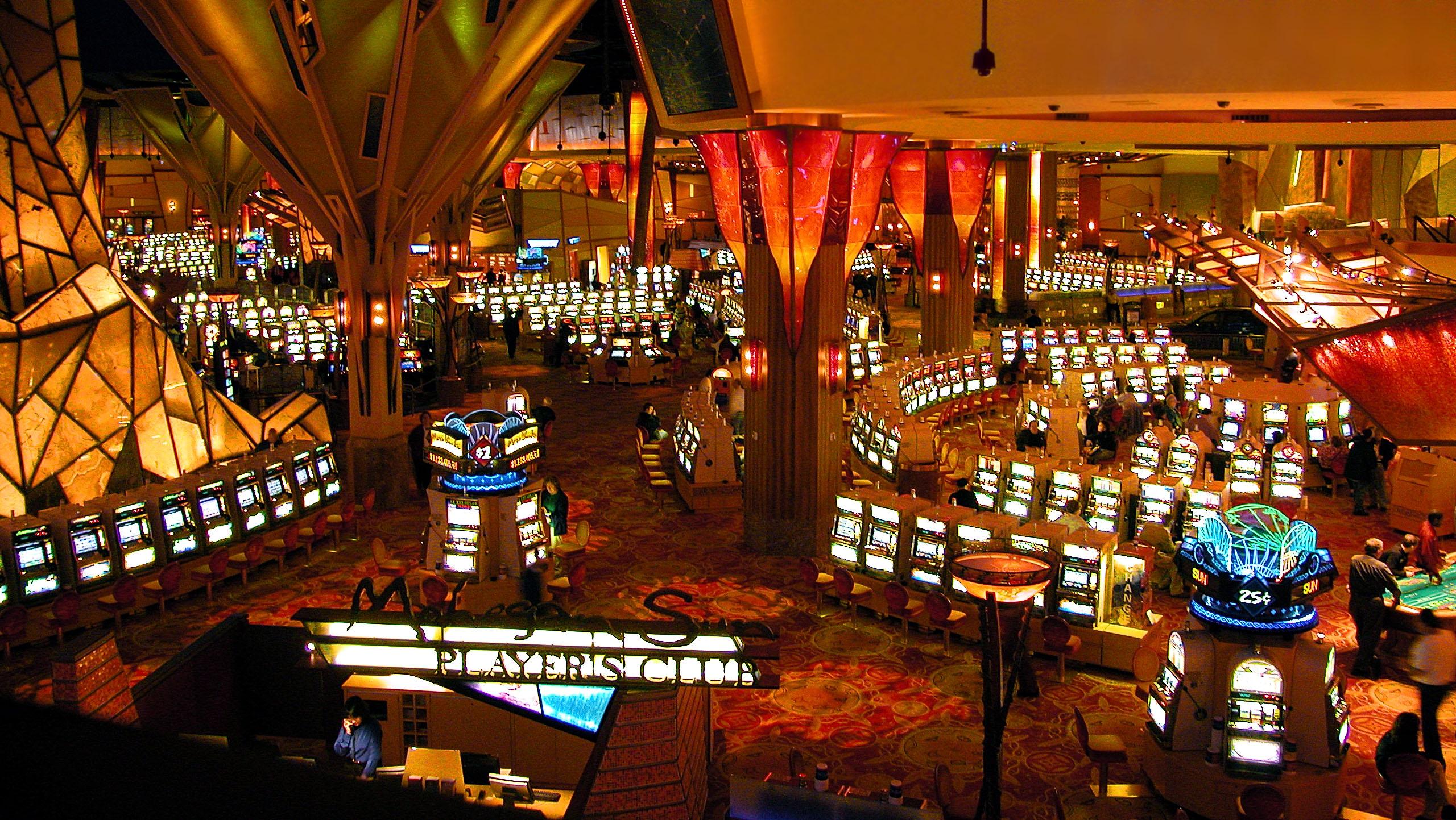 foxwood resort casino resort address