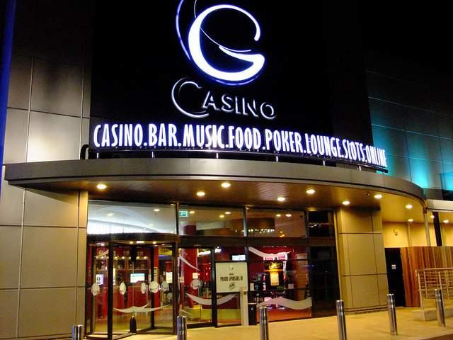 Grosvenor casinos jobs gambling rules for raffles