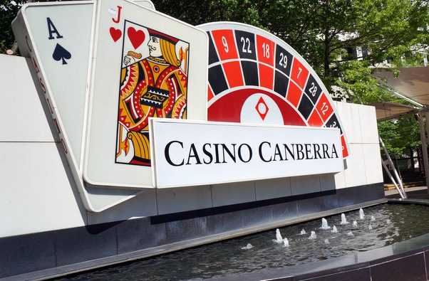 Crown Casino Canberra
