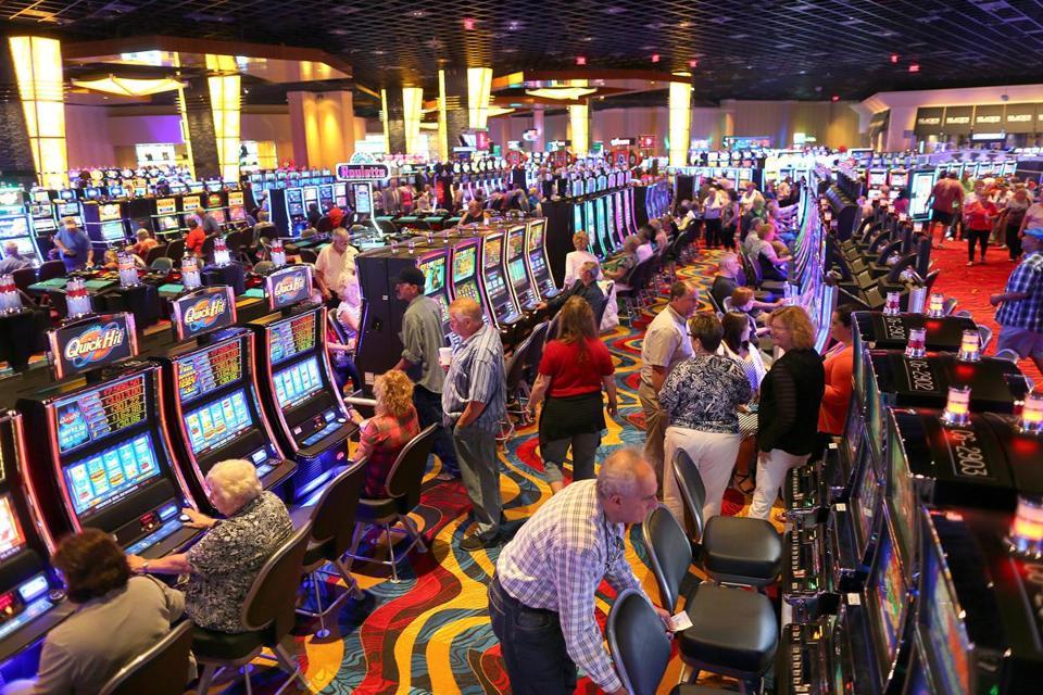 Plainridge Park Casino revenue