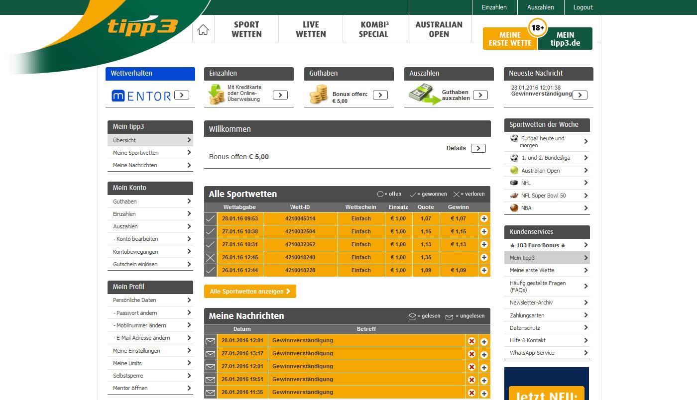German online gambling sites