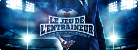 The DFS game is called Le Jeu de l'Entraineur (JDE)—The Coach's Game.