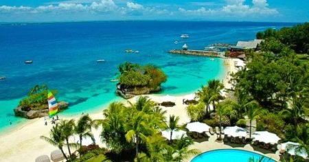 The casino resort will be located on the Mactan Island, part of the Cebu Province.