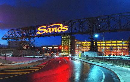 Sands Casino Resorts is located in Bethlehem, Pennsylvania.