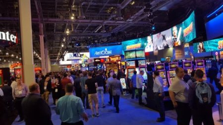 G2E in Las Vegas was focused on the rise in sports betting and eSports sectors.