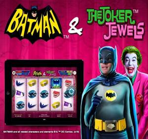 The slots will be inspired on Gotham City's Caped Crusader.