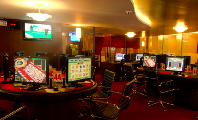 Pagcor casino e-games is there any casino close