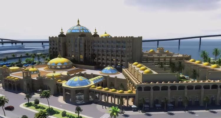 legend palace