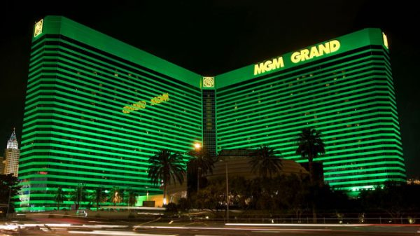 MGM Resorts sues online casino