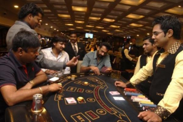 Gambling act in india