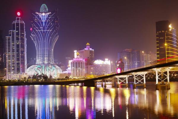 Macau GGR in April was disappointing.