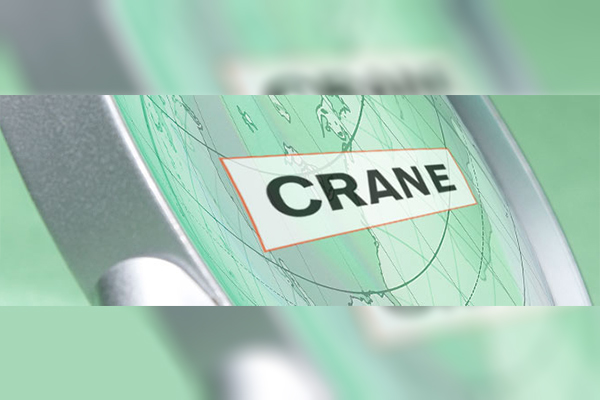 Crane reported good Q1 results.