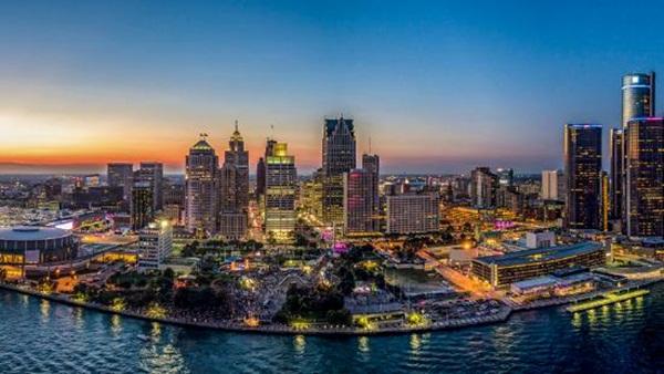 revenue detroit casinos