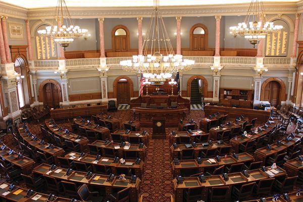 Kansas rejected slots bill.