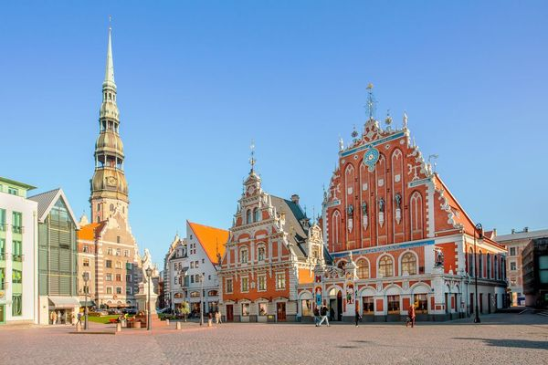 The capital city of Latvia decided to ban slot halls.