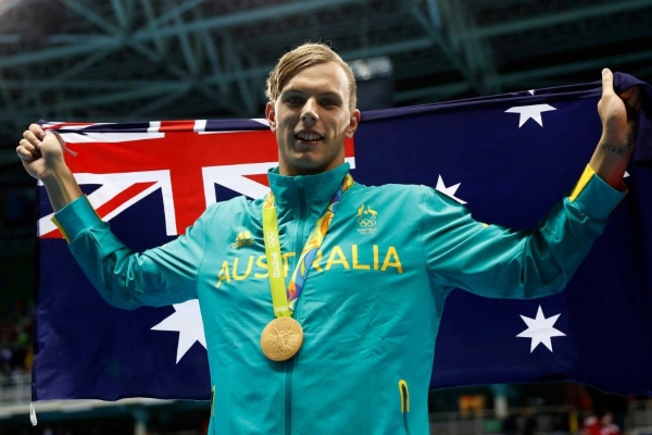Australia to fund Olympics campaign with a lottery.