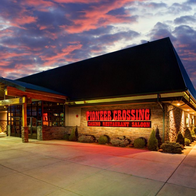 pioneer crossing casino