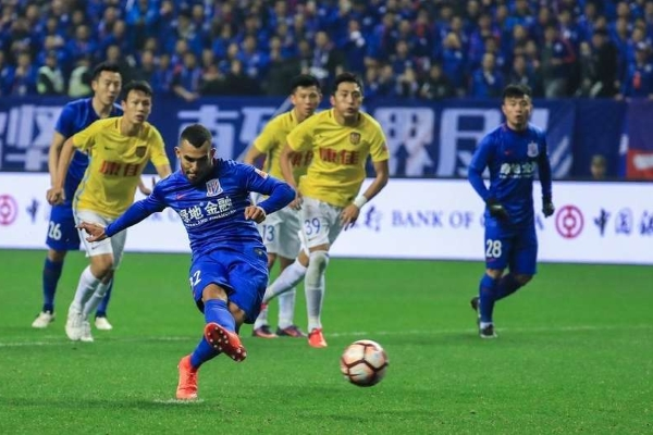 A football lottery could soon be allowed in China.