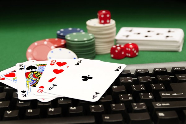 Online gambling is paying big numbers to casinos.