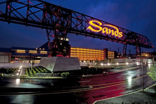 Sands wants to block the new VGT bill.