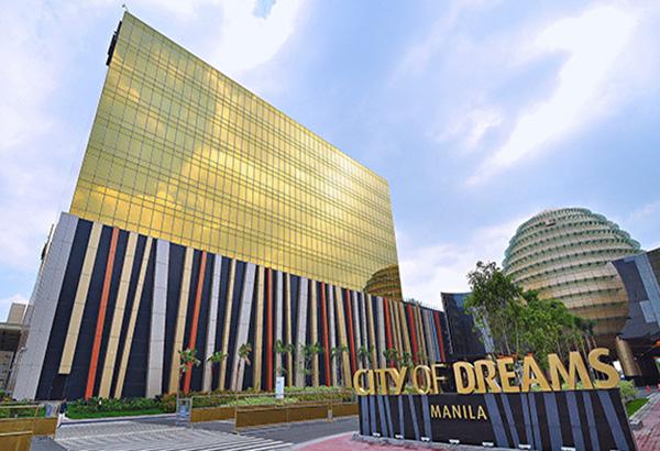 city of dreams construction