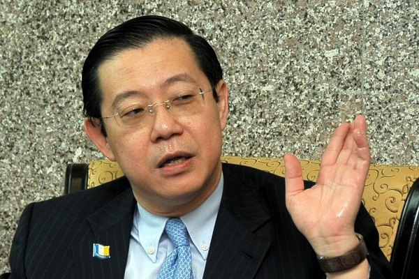 Penang state links denied by Chief Minister.