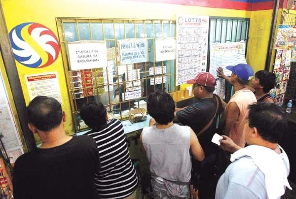 PCSO lottery