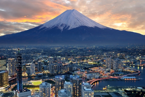 Japan casino legislation
