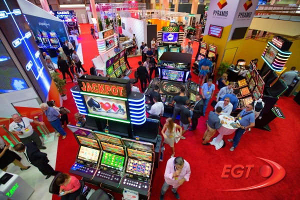 Euro Gaming Technology
