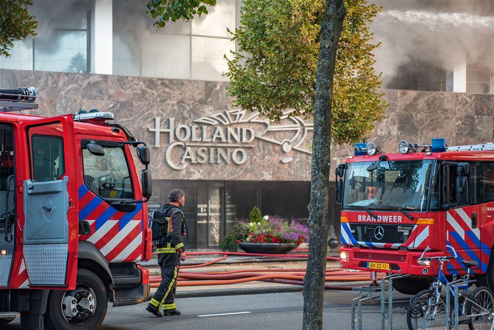 holland casino groningen brand