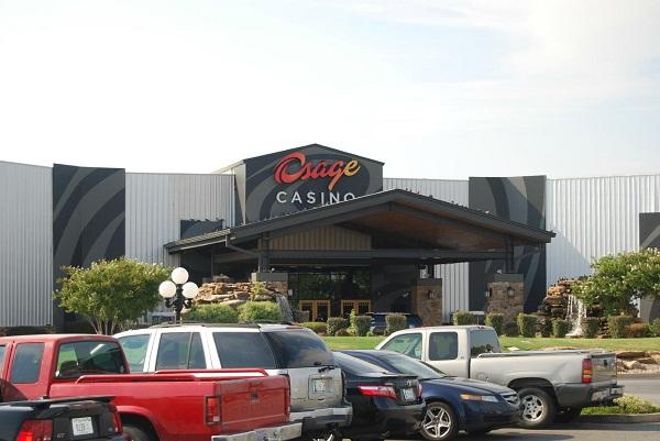 Oklahoma casino
