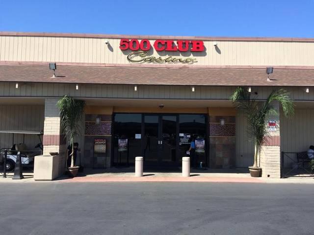 500 club casino shut down