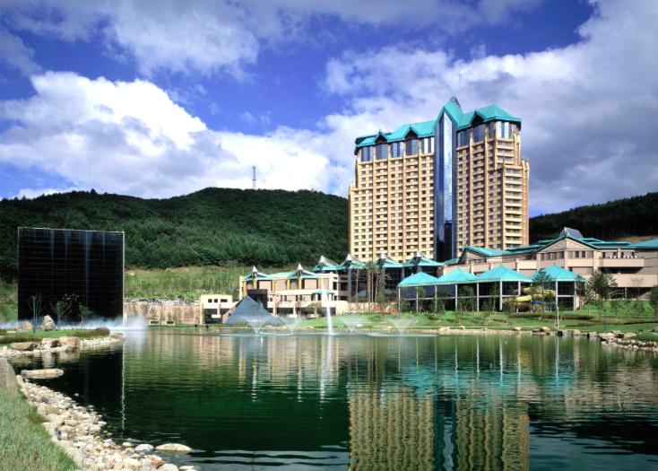 kangwon land corruption