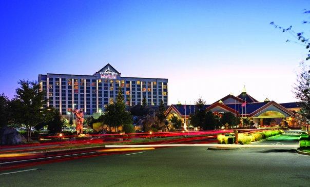 tribal casino washington