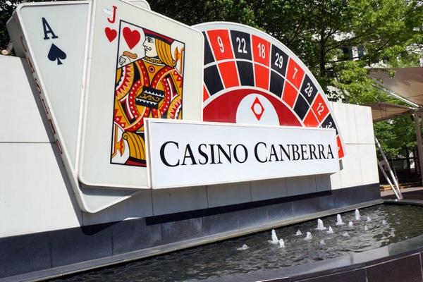 casino canberra limit