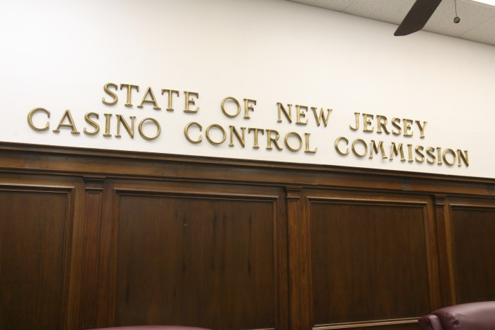 Nj casino commission