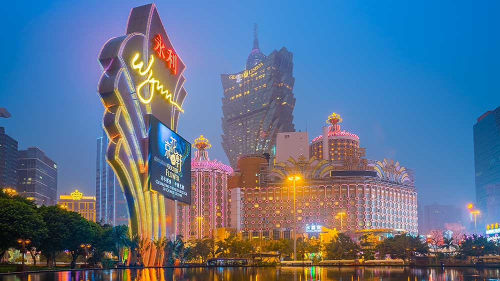 macau casino legislation
