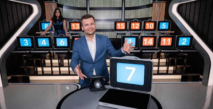 Evolution Gaming launches exclusive Deal or No Deal Live
