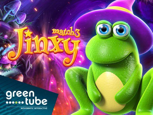 jinxy match 3 greentube