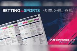 Betting on Sports presents its agenda